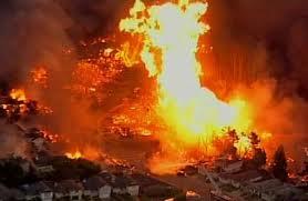 Πυρκαγιά σε πετρελαιαγωγό στη Συρία