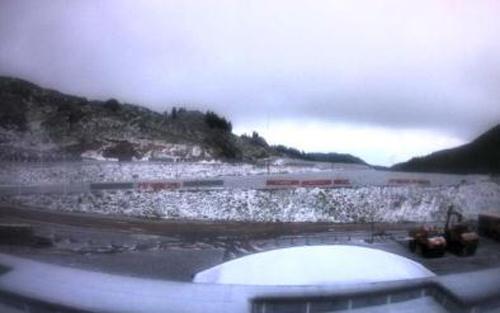 Χιόνι στον Παρνασσό!