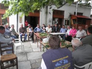 Κλιμάκιο γεωπόνων σήμερα στη Δράκεια για αποτίμηση ζημιών