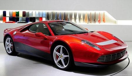 Ferrari SP12 ΕΚ. Ένα superacar για τον Έρικ Κλάπτον