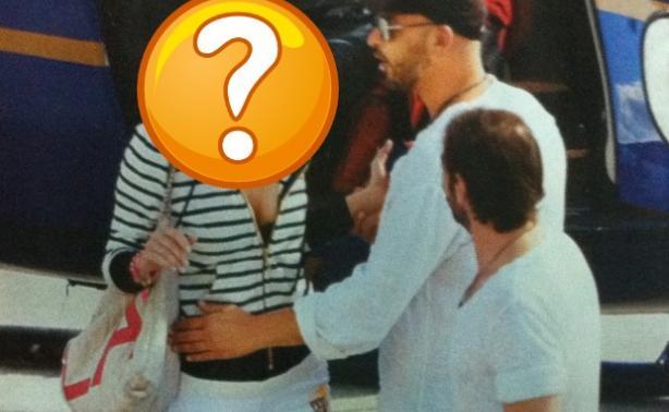 Πρωταγωνίστρια ελληνικού σίριαλ κατέβηκε στη Μύκονο με ελικόπτερο σαν χολιγουντιανή star!