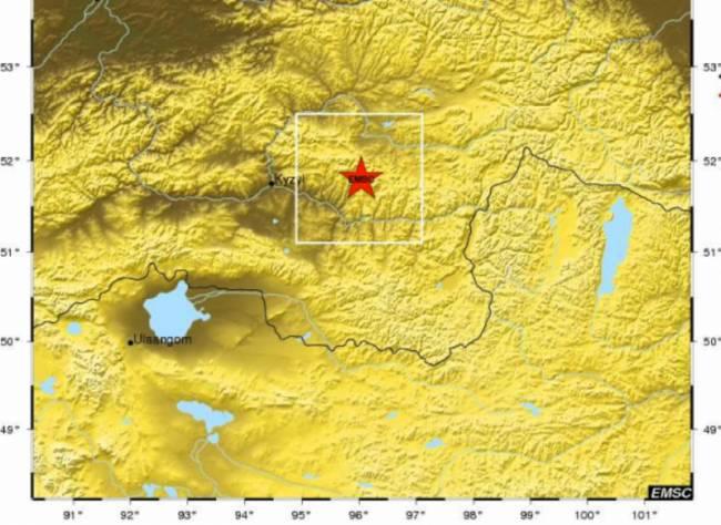 Σεισμός 5,1 ρίχτερ στη Ρωσία