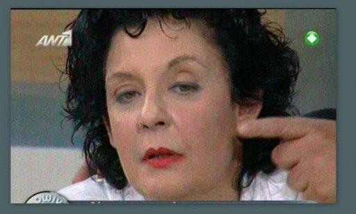 Η αντίδραση της Κανέλλη μετά το επεισόδιο on air: «Δεν θα μας κάνει σαπούνι κανένας Χρυσαυγίτης»