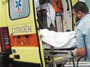 Λάρισα: Νεκρός 86χρονος σε πλαγιομετωπική σύγκρουση Ι.Χ.