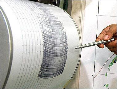 Σεισμός στη θάλασσα του Μαρμαρά