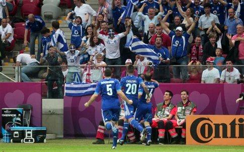 Ατυχία και διαιτησία κράτησαν την Ελλάδα στο 1-1 με Πολωνία