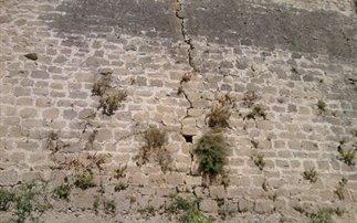 Τα Ενετικά τείχη κινδυνεύουν με κατάρρευση