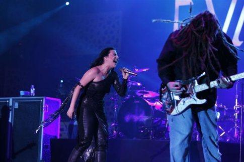 Στην Αθήνα οι Evanescence στις 20 Ιουνίου