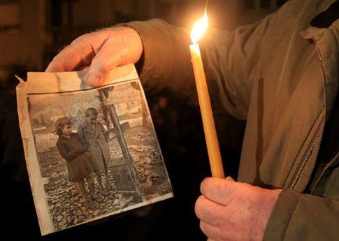 Εκδηλώσεις μνήμης για τα 68 χρόνια από τη σφαγή του Διστόμου
