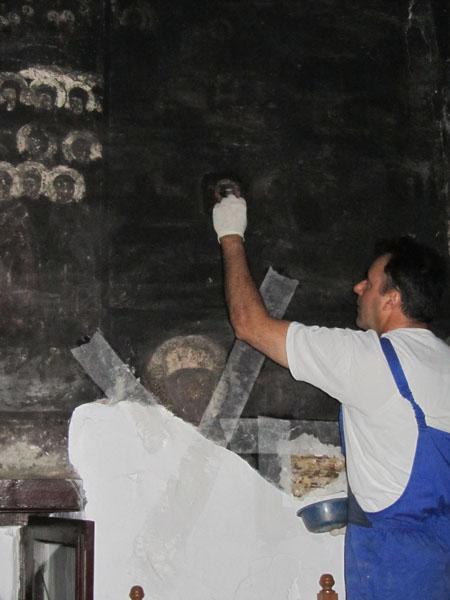 Προστασία βυζαντινών μνημείων της Σκιάθου