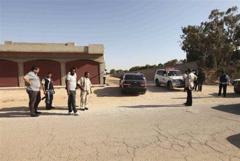 Πυρ άνοιξαν άγνωστοι κατά του αυτοκινήτου Βρετανού διπλωματικού στη Λιβύη