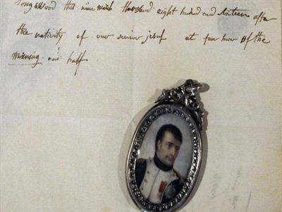 Χειρόγραφο του Ναπολέοντα πωλήθηκε έναντι 325.000 ευρώ