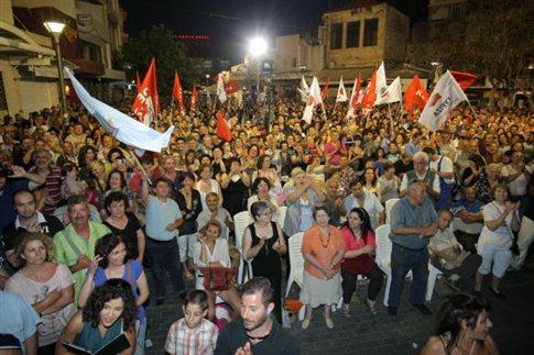 «Ακόμα και με 151 έδρες, θα αναζητήσουμε συνεργασίες» είπε ο Αλέξης Τσίπρας