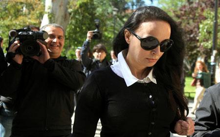 Απορρίφθηκε το αίτημα της Β. Σταμάτη για αποφυλάκιση