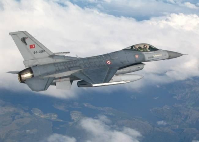 Τουρκικές εναέριες παραβιάσεις στο Αιγαίο