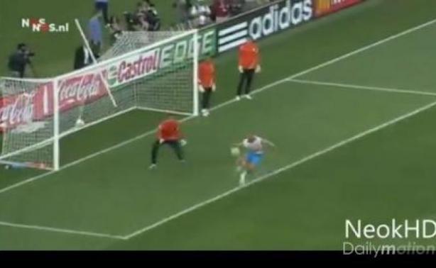 Το καλύτερο γκολ του EURO μπήκε στην...προπόνηση