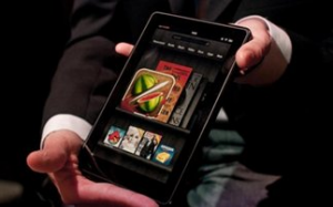 To Kindle Fire έρχεται στην Ευρώπη