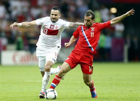 Ισοπαλία Πολωνίας-Ρωσίας με φόντο τα ελληνικά όνειρα
