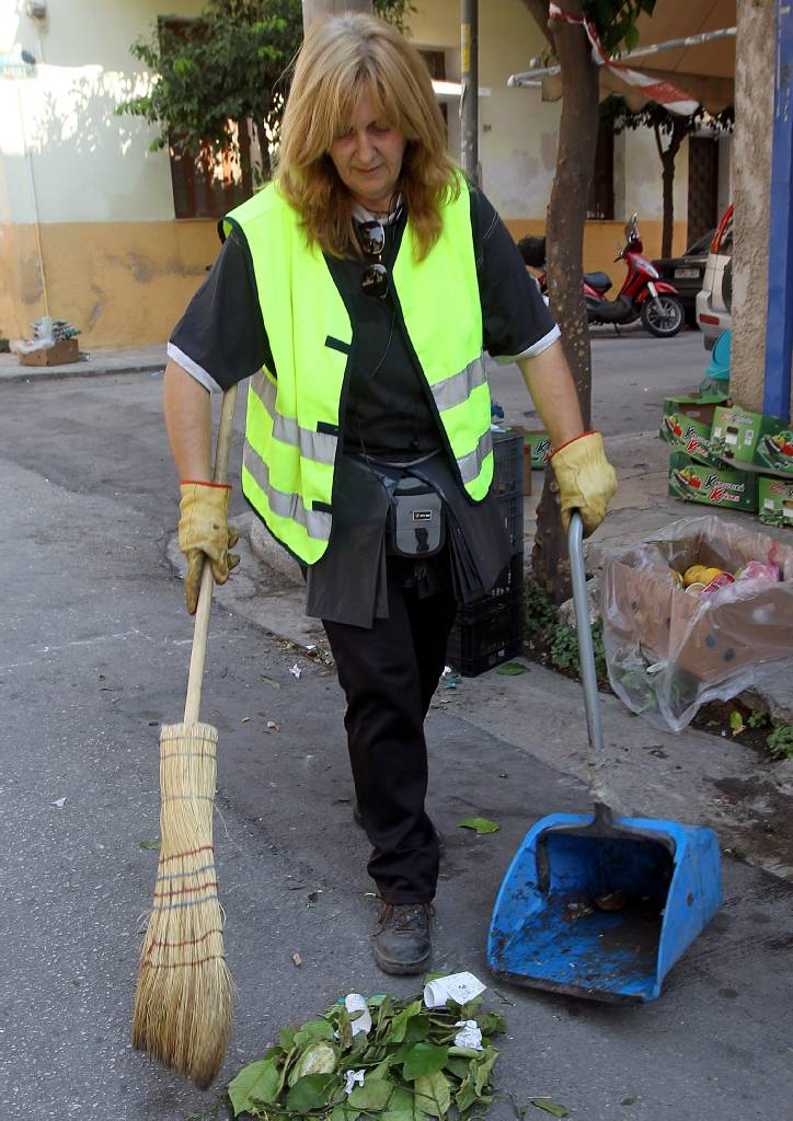Εποχικό   προσωπικό για  την  καθαριότητα