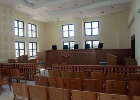 Λάρισα: Τηλεφώνημα για βόμβα στο Δικαστικό Μέγαρο