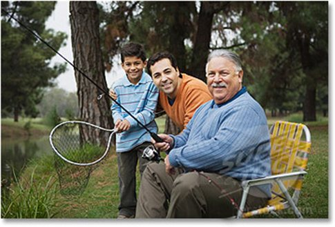 Η «καθυστερημένη» πατρότητα συντελεί στην μακροζωία