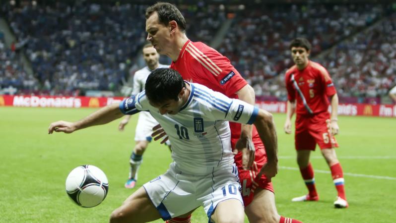 Ελλάδα - Ρωσία (1-0)