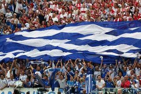 Ελλάδα- Ρωσία 1-0 Η Ελλάδα ποτέ δεν πεθαίνει!