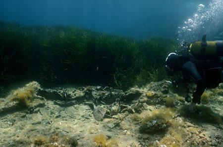 Εντοπίστηκε το αρχαίο λιμάνι της Σκιάθου