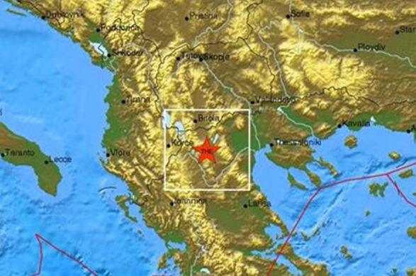 Σεισμός 4,3R στην Πτολεμαΐδα