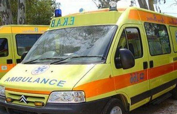 Ασθενοφόρα χωρίς οδηγό στη Σκιάθο!