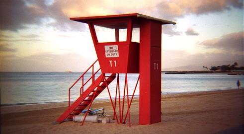 Χωρίς ναυαγοσώστες οι παραλίες του Α. Πηλίου. Επιβλήθηκαν τα πρώτα πρόστιμα