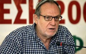 Ρομπόλης: «Απεργίες και διαδηλώσεις» αν συνεχιστεί το πρόγραμμα λιτότητας