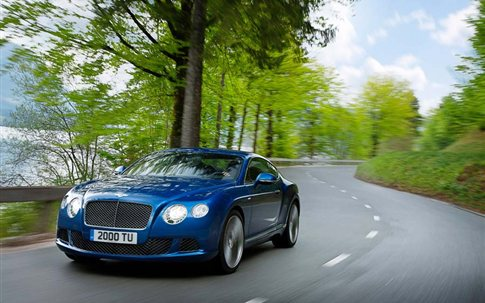 Bentley Continental GT Speed: Η ταχύτερη έκδοση όλων των εποχών