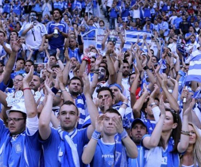 Ιδού το εισιτήριο για τον αγώνα Ελλάδα-Γερμανία