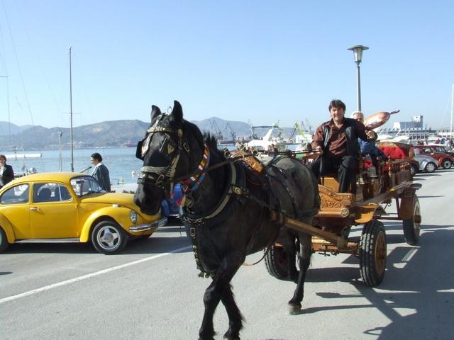 Λύση για τις άμαξες στο λιμάνι