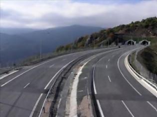 Τρίκαλα: Κανονικά η κυκλοφορία στην Εγνατία οδό, στην Παναγία