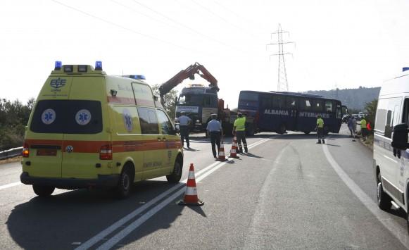 Εύβοια: Ακόμα ένα τροχαίο - Στο νοσοκομείο 30χρονος οδηγός!