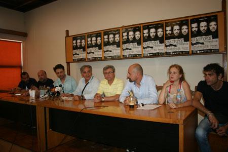 Ανοίγει απόψε ο κύκλος για τον «Οιδίποδα Τύραννο» στο Θερινό Δημοτικό Θέατρο Βόλου