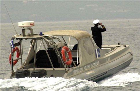 Ανατροπή σκάφους με έναν τραυματία και έναν αγνοούμενο στη Σαμοθράκη