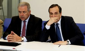 Δεν θα μεταβεί στις Βρυξέλλες ο πρωθυπουργός - Στη Σύνοδο Κορυφής ο Δ.Αβραμόπουλος