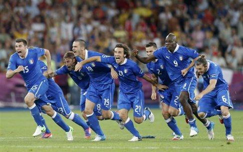 Στα ημιτελικά η Ιταλία, νίκησε 4-2 την Αγγλία στα πέναλτι