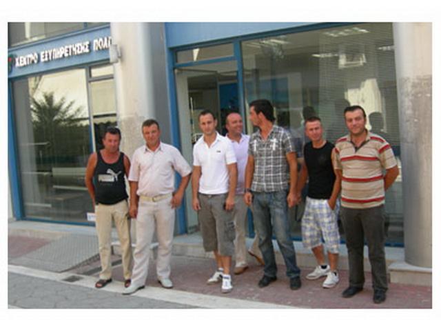 Σχολείο ελληνικής και αλβανικής γλώσσας