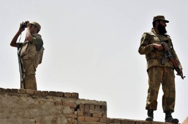 Πακιστάν: Αφγανοί αντάρτες αποκεφάλισαν επτά στρατιώτες