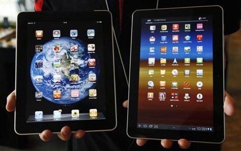 Απαγόρευση πώλησης της ταμπλέτας Galaxy 10.1 στις ΗΠΑ αποφάσισε δικαστής