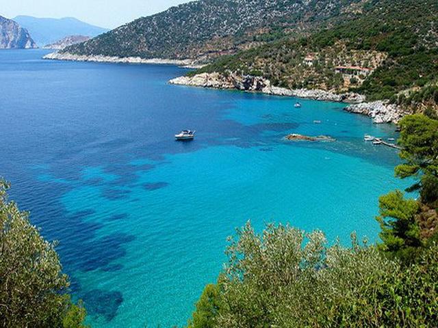 Ενδιαφέρον για τις  παραλίες της Αλοννήσου