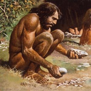 Οι... παππούδες του homo sapiens τρέφονταν με ξύλα!