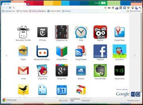 Νέα έκδοση του Google Chrome για iPhone και iPad