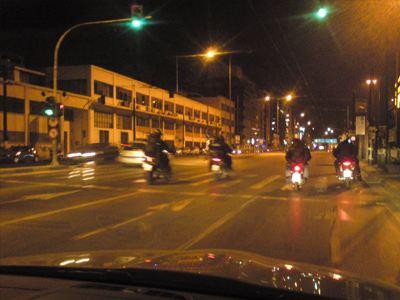 Επεισοδιακή νύχτα στα Πετράλωνα