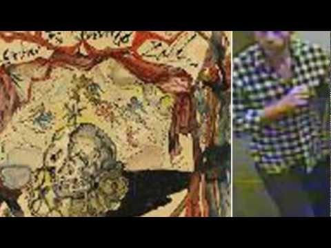 ΗΠΑ: Επεστράφη μέσω ταχυδρομείου κλεμμένος πίνακας του Νταλί