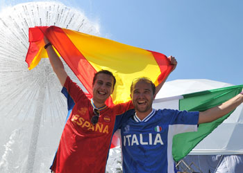 «Aυλαία» για το Εuro - Ιταλία εναντίον Ισπανίας